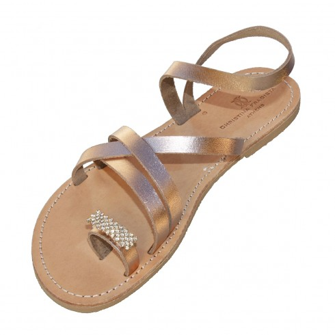 Moni-light-honey-sliver-sandal