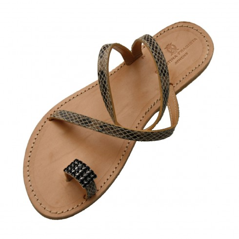 donoussa-grey-black-snake-sandal