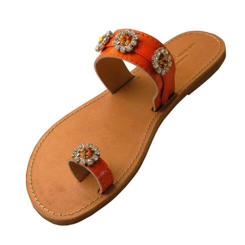 erikoussa-orange-sandal
