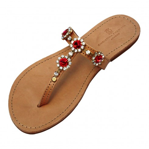 halki-red-sandal