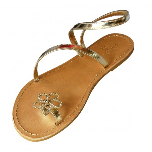 itea-gold-sandal
