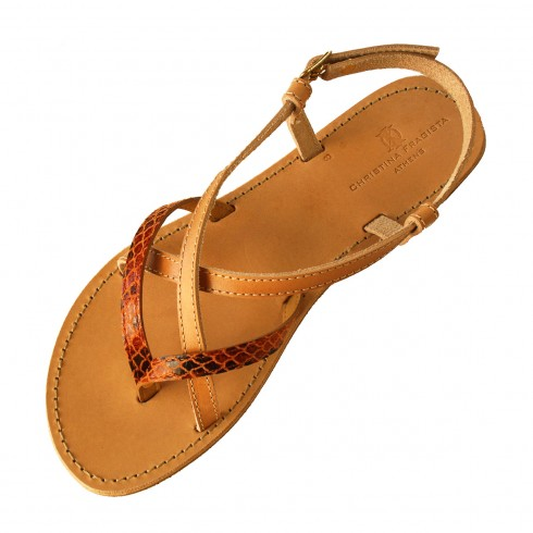 kastelorizo-orange-sandal