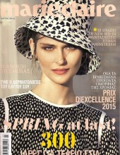 Marie Claire March 2015