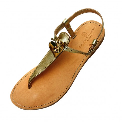 methoni-gold-sandal