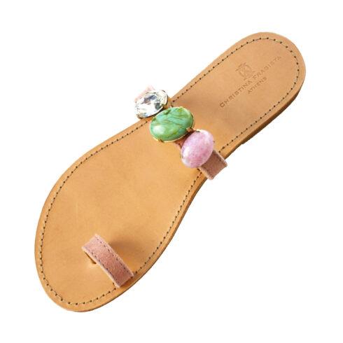 sifnos-pink-sandal